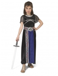 Costume da guerriera per bambina