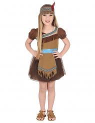 Costume elegante da indiana per bambina