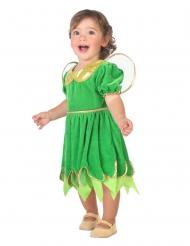 Costume da fatina verde per neonato