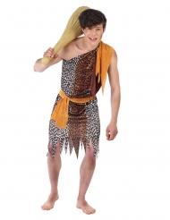 costume da uomo preistorico per adolescente