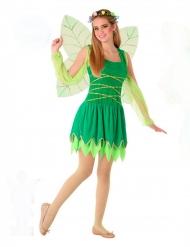 Costume da fata verde per adolescente