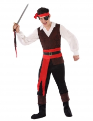Costume da pirata per adolescente