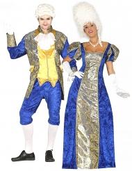 Costume da coppia di marchesi per adulti
