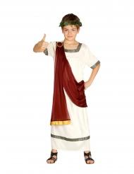 Costume da imperatore romano per bambino