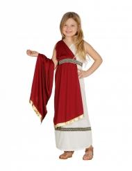 Costume da principessa romana per bambina