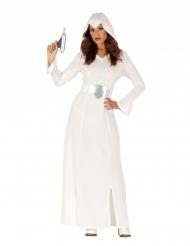 Costume da principessa dello spazio per donna