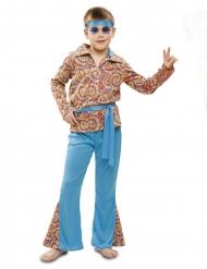 Costume hippie psichedelico bambino