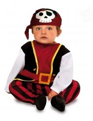 Costume da baby pirata per neonato