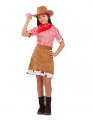 Costume da Cowgirl dell