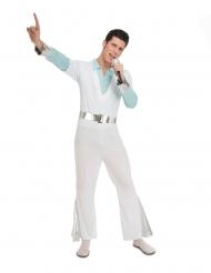 Costume Febbre del sabato sera bianco da uomo