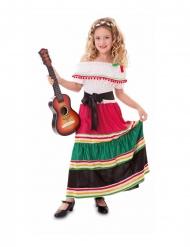 Costume messicano colorat