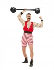 Costume uomo forte tatuato adulto