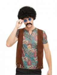 Kit accessori hippie multicolore uomo