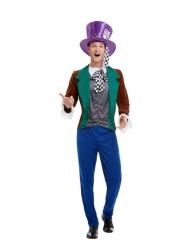 Costume da cappellaio pazzo per uomo