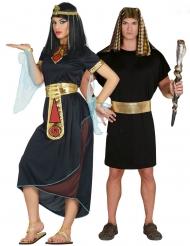 Costume da Cleopatra e Faraone adulto