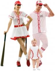 Costume per famiglia Baseball