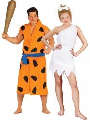 Costume coppia delle caverne per adulto