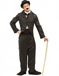 Costume da attore di film muti per uomo