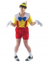 Costume da marionetta per uomo