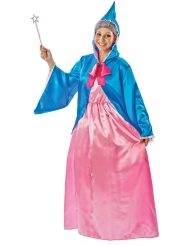 Costume fata madrina donna
