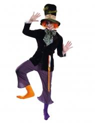 Costume cappellaio pazzo adulto