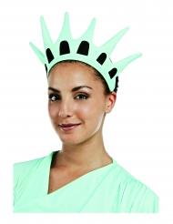 Corona da statua della libertà in tessuto per adulti