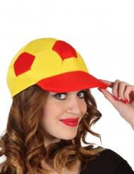 Cappello da tifoso di calcio spagnolo