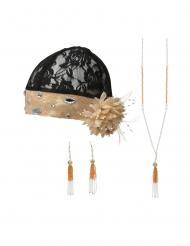 Kit accessori charleston per donna