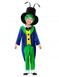 Costume da grillo per bambino