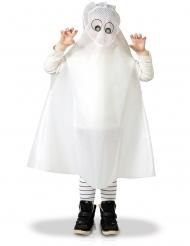 Poncho fantasma bambino