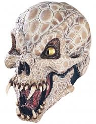 Maschera lusso lattice crotalo adulto