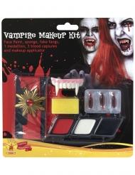 Kit trucco e accessori vampiro