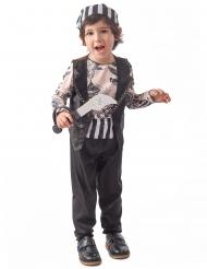 Costume da pirata tatuato per bambino