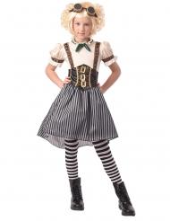 Costume Steampunk bambina