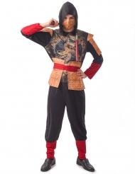 Costume ninja tradizionale uomo