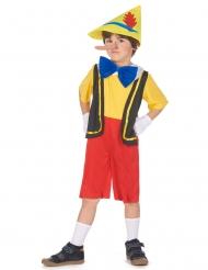 Costume marionetta bugiarda bambino
