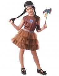Costume indiana chic bambina