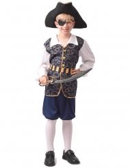 Costume da pirata chic per bambino