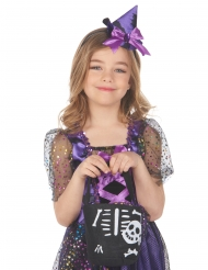 Borsa Halloween scheletro