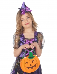 Borsa Halloween zucca bambino