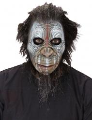 Maschera scimmia guerriera per adulto