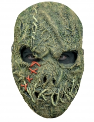 Maschera testa di spaventapasseri adulto