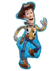 Palloncino in alluminio gigante Woody Toy Story™ 110 x 55 cm