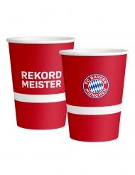 6 Bicchieri in cartone FC Bayern Munich™ 500ml