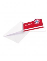 8 Inviti con buste FC Bayern Munich™