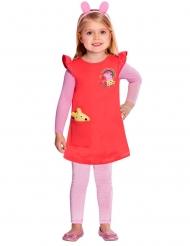 Costume da Peppa Pig™ per bambina