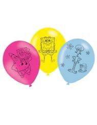 6 Palloncini SpongeBob™