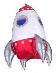 Palloncino alluminio razzo spaziale