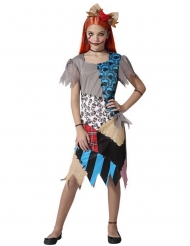 Costume miss vudù bambina