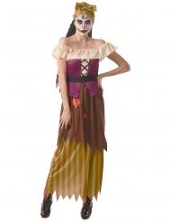 Costume vudù terrificante per donna